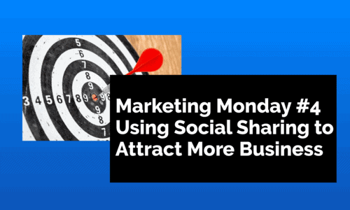 Using Social Sharing Helps Attract Business