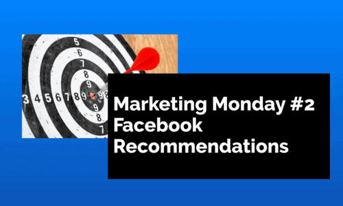 Marketing Tip: Get More Customers Using Facebook Recommendations